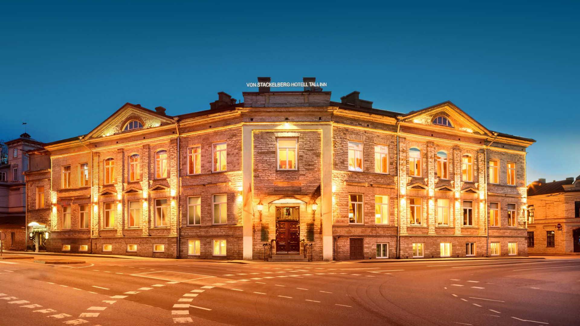 Hotels Tallinn